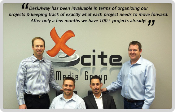 The Xcite Group Partner Pic