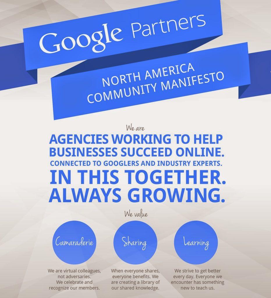 Partners Community Manifesto