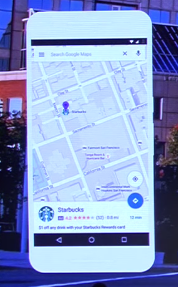 Starbucks Promoted Pin