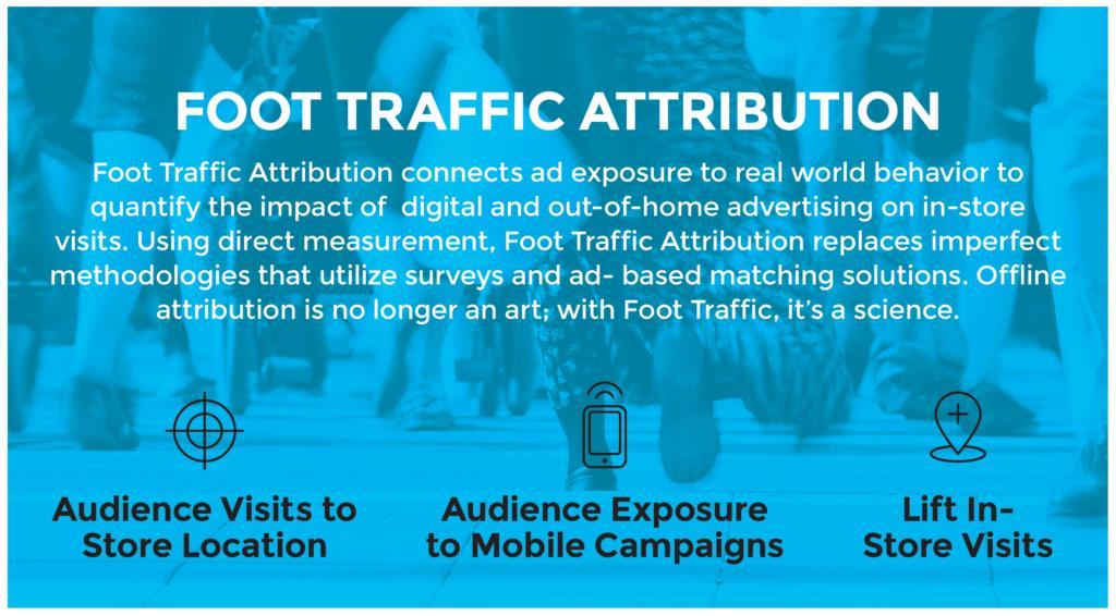 Foot Traffic Attribution