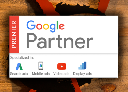 Google Premium Partner Badge-The Xcite Group
