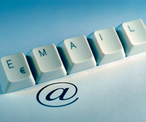Email Retargeting - The Xcite Group-keyboard keys spelling email