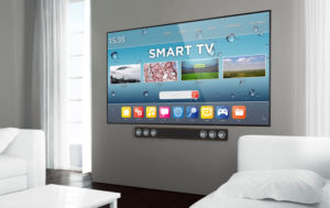 Connected TV (CTV) Device - Smart TV