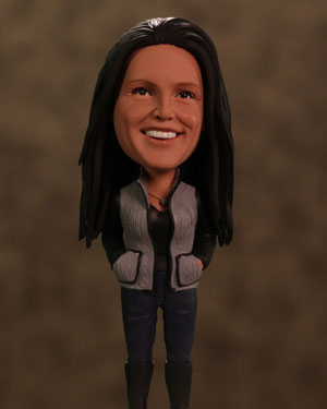 Bobble Head Allie The Xcite Group