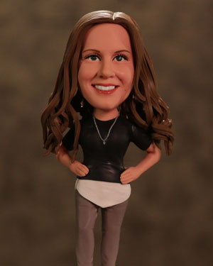 Bobble Head Krystal The Xcite Group