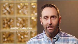 Brent Ivinson Testimonial Video